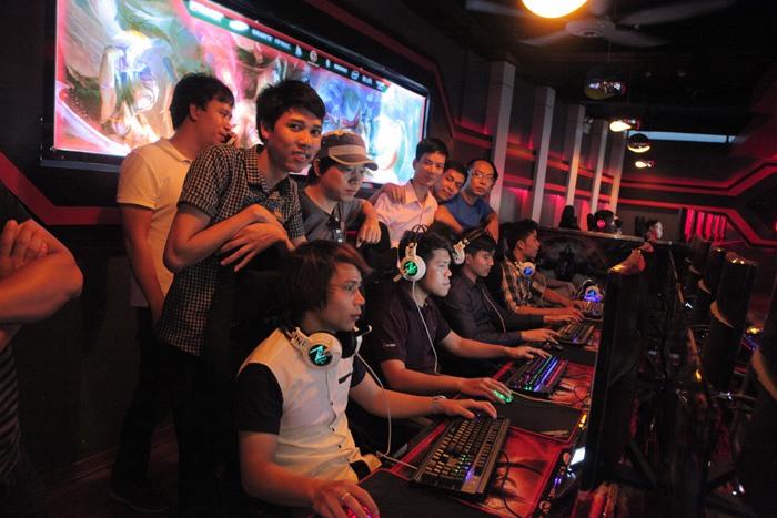 Giao luu AOE GameTV - Hoi kien truc su va Xay dung Hai Phong (11)