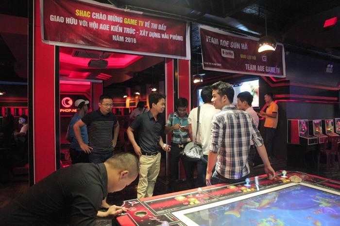 Giao luu AOE GameTV - Hoi kien truc su va Xay dung Hai Phong (15)