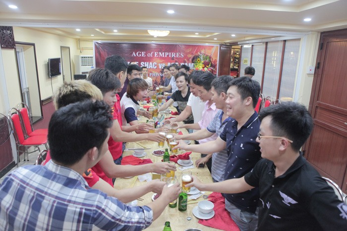 Giao luu AOE GameTV - Hoi kien truc su va Xay dung Hai Phong (23)