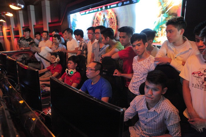 Giao luu AOE GameTV - Hoi kien truc su va Xay dung Hai Phong (4)