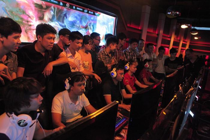Giao luu AOE GameTV - Hoi kien truc su va Xay dung Hai Phong (9)