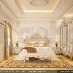 Phòng ngủ đẹp mang phong cách pháp sh btp 0081