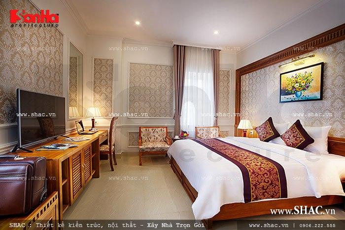 Phòng ngủ đôi của khách đẹp sh ks 0010