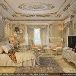Phòng ngủ tuyệt đẹp và đẳng cấp sh btp 0081
