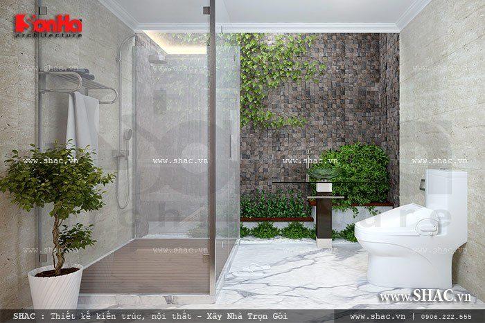 Phòng wc thoáng đãng sh btp 0082