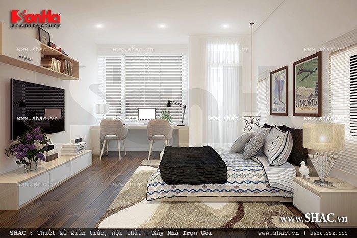 Mẫu phòng ngủ hiện đại đẹp sh nod 0147