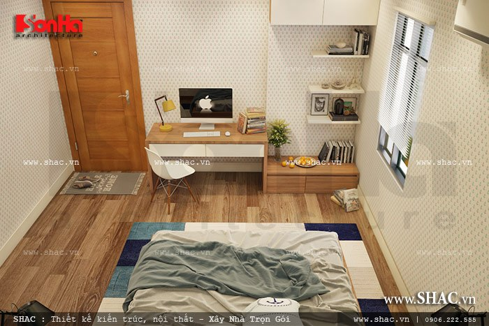 nọi thất phòng ngủ giản đơn sh btd 0042