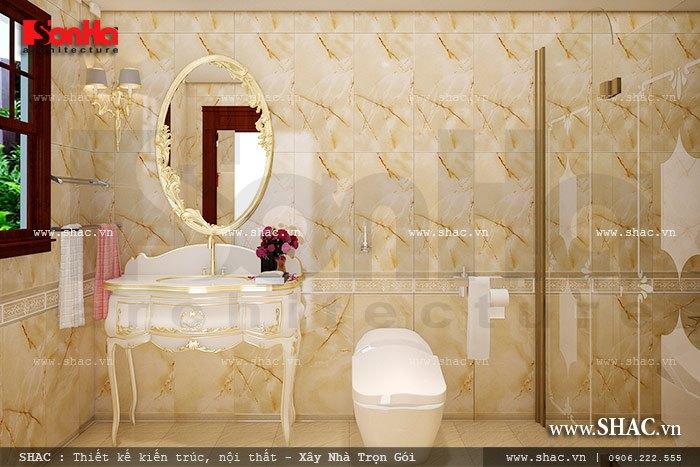 Nội thất phòng vệ sinh