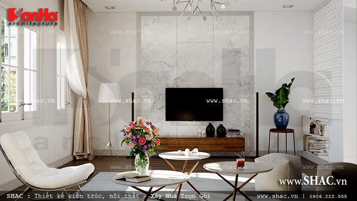 Phòng khách của gia đình sh nop 0103