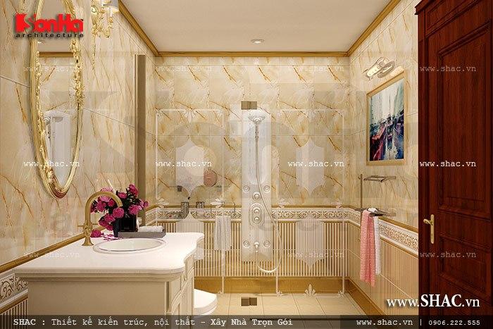 Phòng tắm sang trọng sh btp 0078