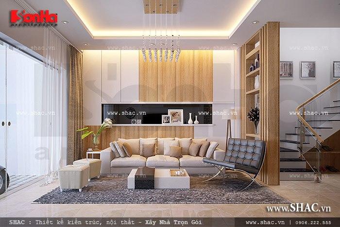 Bộ sofa nội thất phòng khách đẹp sh nod 0148