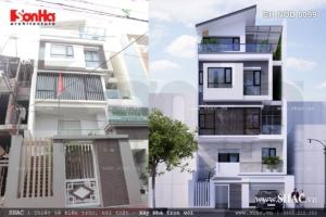 Không gian nhà đẹp SHAC số 3 – Nhà phố kết hợp kinh doanh