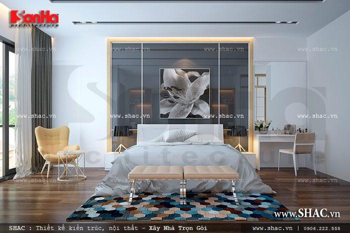 Mẫu phòng ngủ rạng ngời sh nod 0148