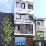 Nhà phố hiện đại 4 tầng sh nod 0151