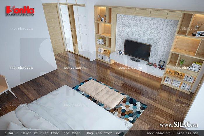 Nội thất gỗ phòng ngủ đẹp sh nod 0148