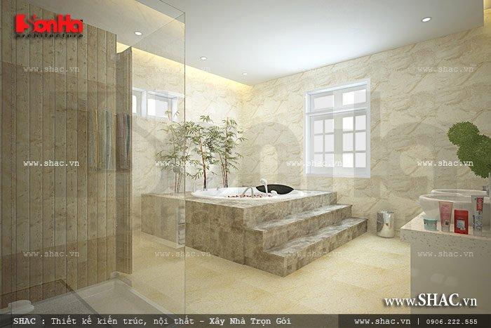 Phòng wc sang trọng sh btp 0085