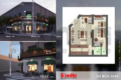 Thiết kế quán cafe đẹp tại Hải Phòng sh bck 0040