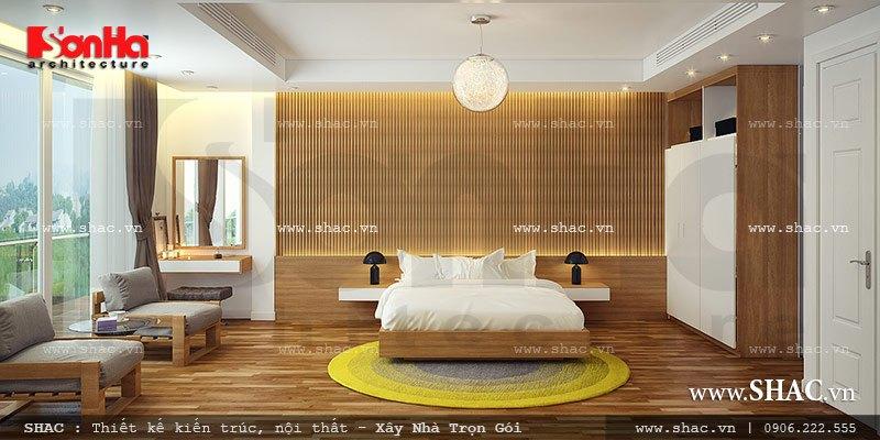 mẫu phòng ngủ đẹp cho khách sạn mini, thiet ke phong ngu dep cua khach san co dien tai ha noi