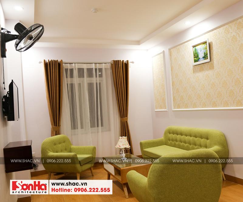Mẫu thiết kế khách sạn cổ điển Pháp đẳng cấp tại Quảng Ninh - SH KS 0026 12