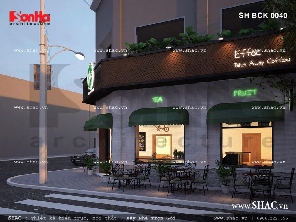 Phối cảnh quán cafe đẹp sh bck 0040