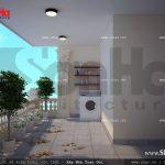 Thiết kế nội thất sân chơi sh nop 0111