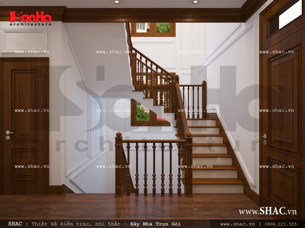Mẫu nội thất sảnh thang sh nop 0111