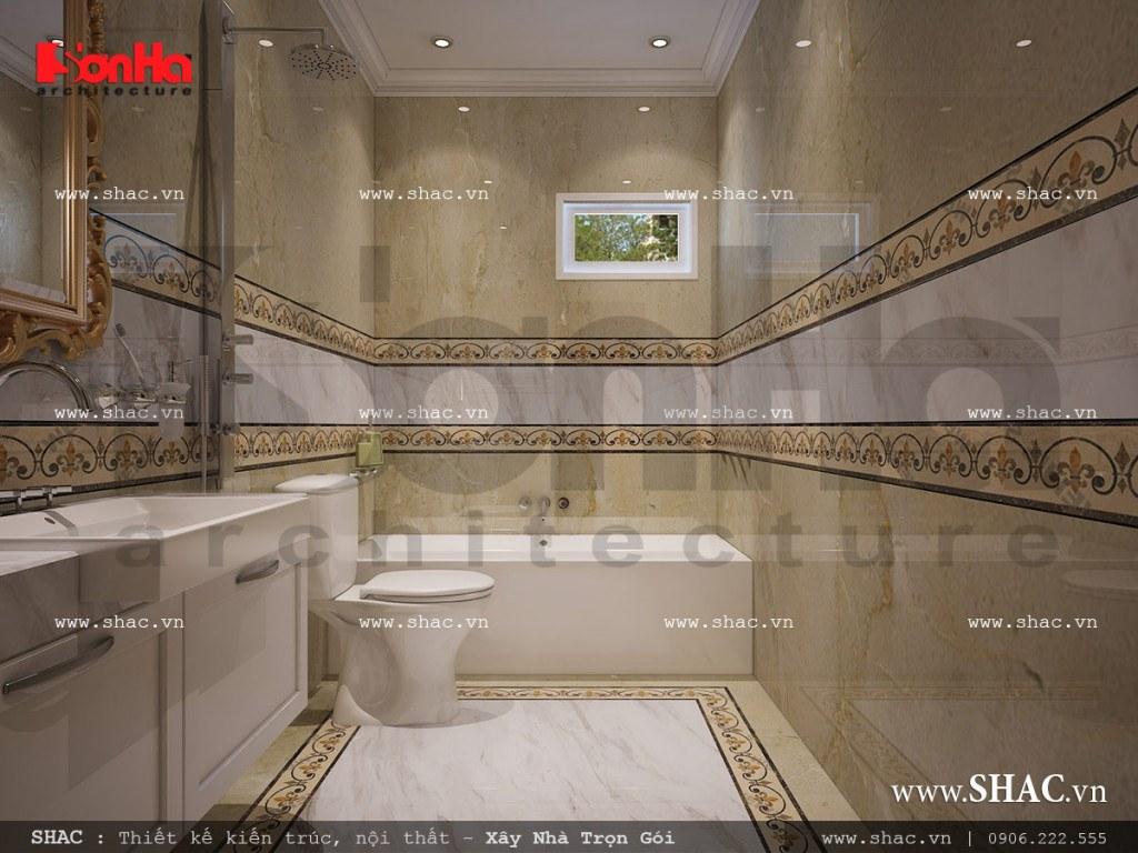 Thiết kế nội thất phòng vệ sinh bố mẹ sh nop 0111