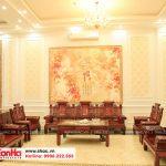 3 Ảnh thực tế nội thất sảnh chờ khách sạn 2 sao đẹp tại quảng ninh sh ks 0026
