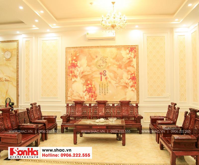 Mẫu thiết kế khách sạn cổ điển Pháp đẳng cấp tại Quảng Ninh - SH KS 0026 9