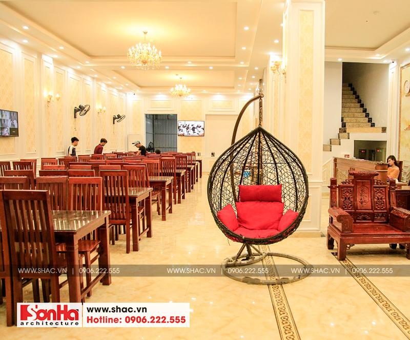 Mẫu thiết kế khách sạn cổ điển Pháp đẳng cấp tại Quảng Ninh - SH KS 0026 8