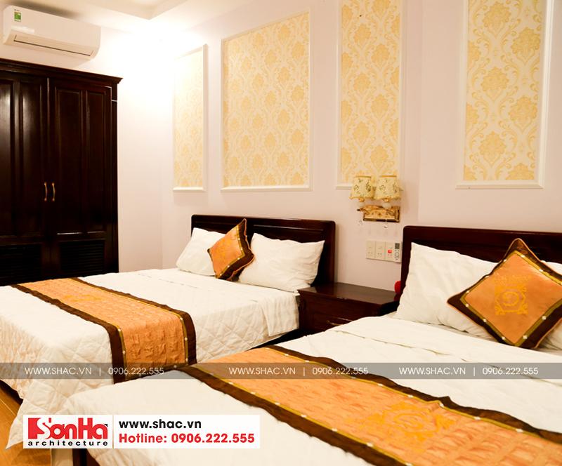Mẫu thiết kế khách sạn cổ điển Pháp đẳng cấp tại Quảng Ninh - SH KS 0026 14