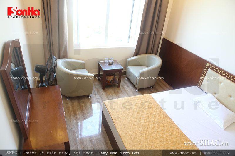 Góc nhìn 1 phòng ngủ đẳng cấp của khách sạn Giang Sơn Cát Bà SH KS 0020