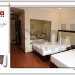 5 Ảnh thực tế nội thất phòng ngủ đôi khách sạn đẹp tại quảng ninh sh ks 0029
