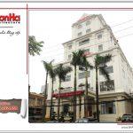 Hình ảnh thực tế khách sạn nhà hàng kiến trúc pháp tại quảng ninh sh ks 0029