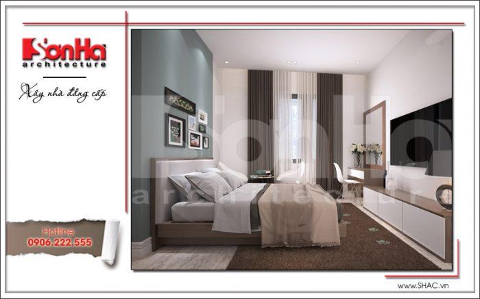 thiết kế phòng ngủ dành cho bé gái nhẹ nhàng và đẹp