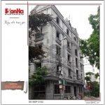Thiết kế nhà phố cổ điển 5 tầng tại Hải Phòng xu hướng [next_year] - SH NOP 0122 19
