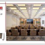 Thiết kế nội thất phòng họp nhỏ khách sạn tại Đà Nẵng sh ks 0031