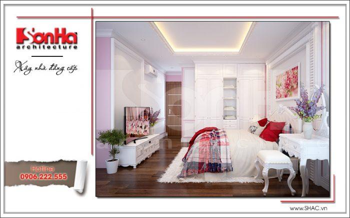 Mẫu nội thất phòng ngủ đẹp trẻ trung và hiện đại mang đến không gian nghỉ dưỡng thư thái nhất cho chủ nhân căn phòng