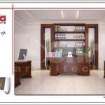Thiết kế nội thất văn phòng khách sạn tại Đà Nẵng sh ks 0031
