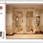 Thiết kế nội thất phòng wc nữ khách sạn tại Đà Nẵng sh ks 0031