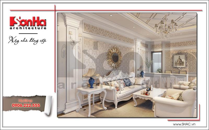 Thiết kế nhà phố cổ điển 5 tầng tại Hải Phòng xu hướng [next_year] - SH NOP 0122 3