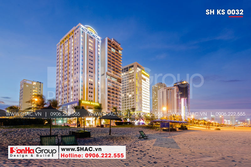 Khách sạn theo Tiêu chuẩn thiết kế khách sạn