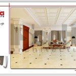Thiết kế nội thất phòng kahcsh đẹp nhà phố cổ điển sh nop 0125