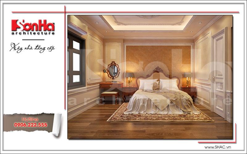 Thiết kế nhà phố cổ điển 5 tầng tại Hải Phòng xu hướng [next_year] - SH NOP 0122 5