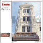 Thiết kế kiến trúc khách sạn mini cổ điển tại tp Hồ Chí Minh sh ks 0031