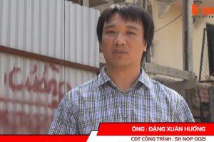 Chủ đầu tư Ông Đặng Xuân Hưởng nói về SHAC 11