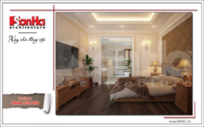 nội thất phòng ngủ hiện đại đẹp sang trọng