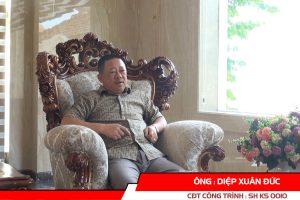 Phát biểu của CĐT Diệp Xuân Đức - khách sạn cổ điển (Quảng Bình) 9