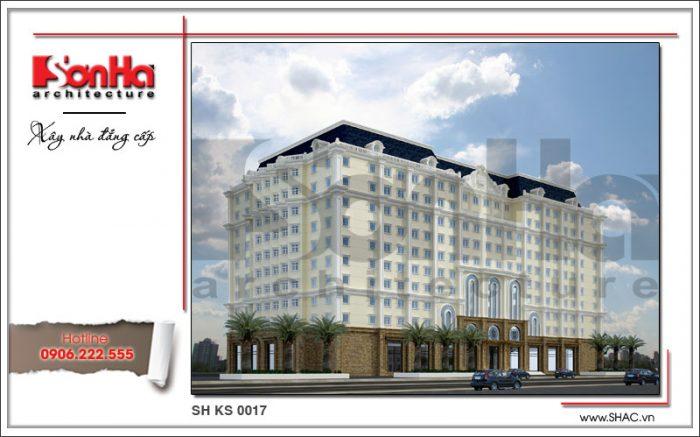 Dự án quy hoạch khách sạn tại thanh hóa SH KS 0017 2