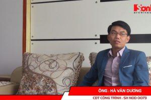Cảm nhận của CĐT Hà Văn Dương về SHAC 13